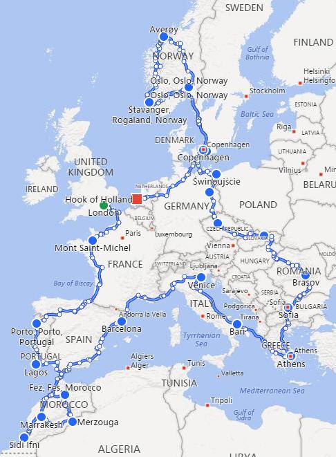 eu map 2